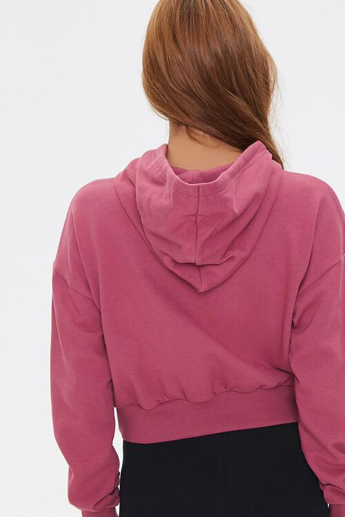 Boxy French Terry Hoodie, image 3