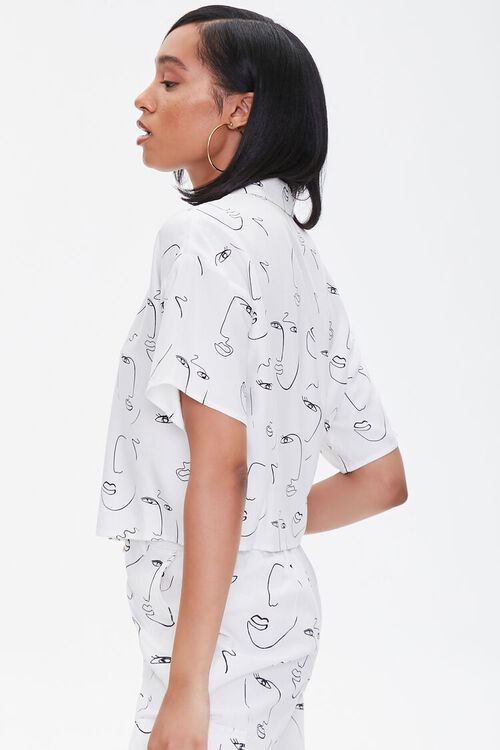 Face Print Pocket Shirt, image 2