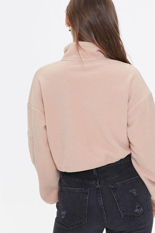 Active Fleece Half-Zip Pullover, image 3