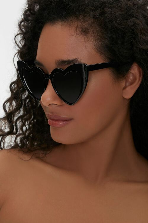 Heart Frame Sunglasses, image 2