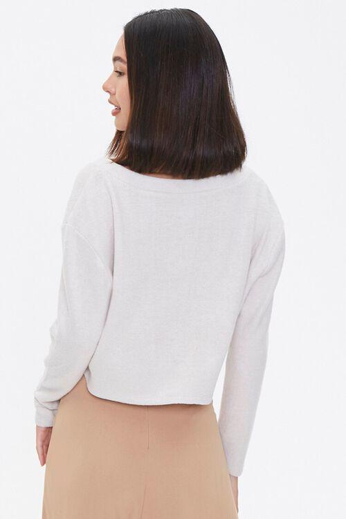 Boxy Cardigan Sweater, image 3