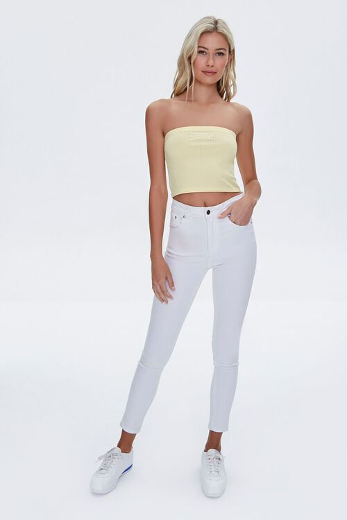 Heavenly Graphic Tube Top, image 6