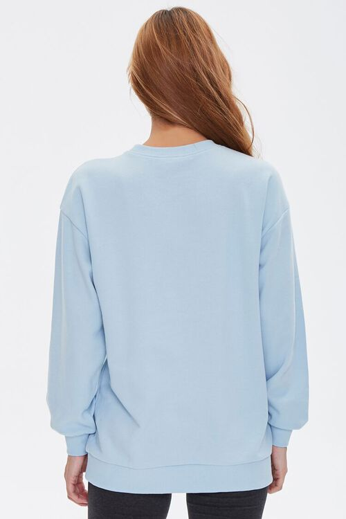 Embroidered Sunny Days Pullover, image 3