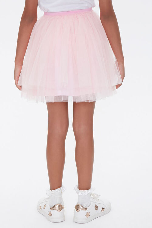Girls Tulle Ballerina Skirt (Kids), image 4