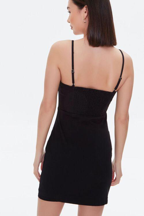 Twill Bodycon Mini Dress, image 3
