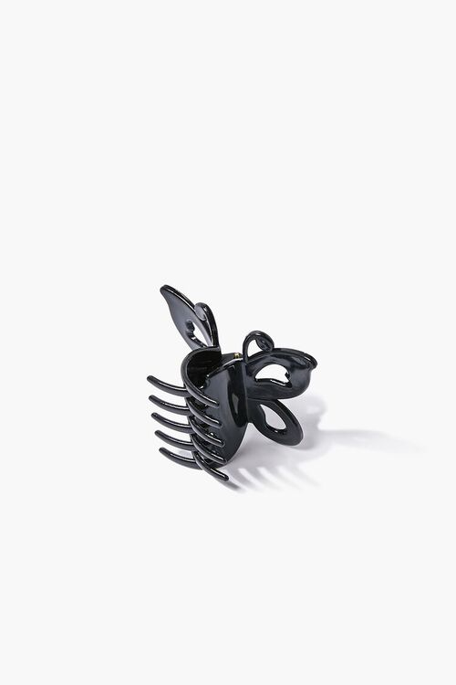 Cutout Butterfly Claw Clip, image 2