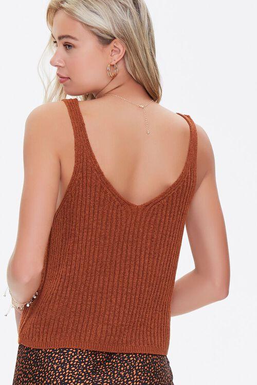 Sweater-Knit Tank Top, image 3