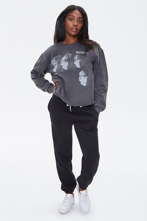 The Beatles Graphic Pullover, image 4