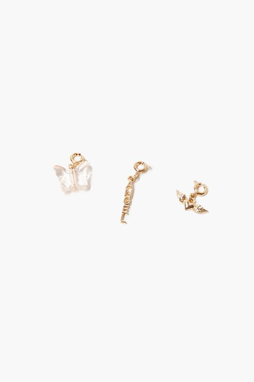 Butterfly Charm Set, image 1