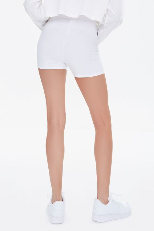 Fitted Knit Shorts, image 4