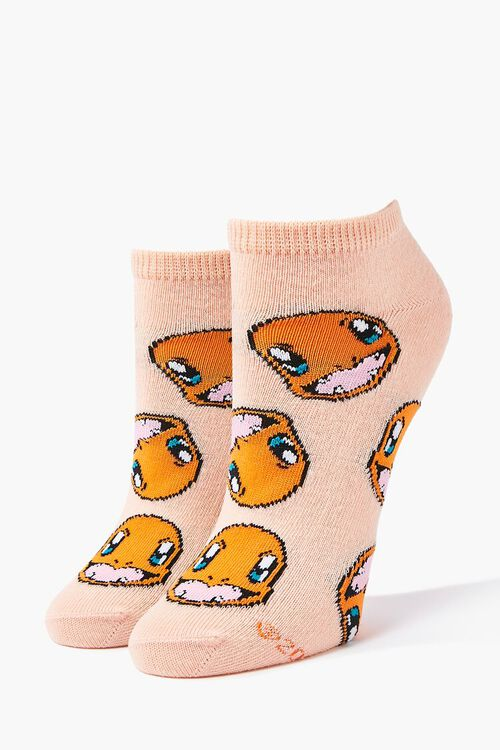 Charmander Ankle Socks, image 1