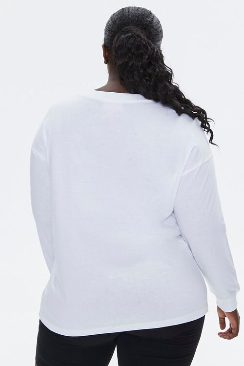 Plus Size Precious Moments Psalm Tee, image 3