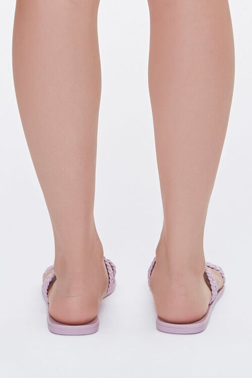 Basketwoven Slip-On Sandals, image 3