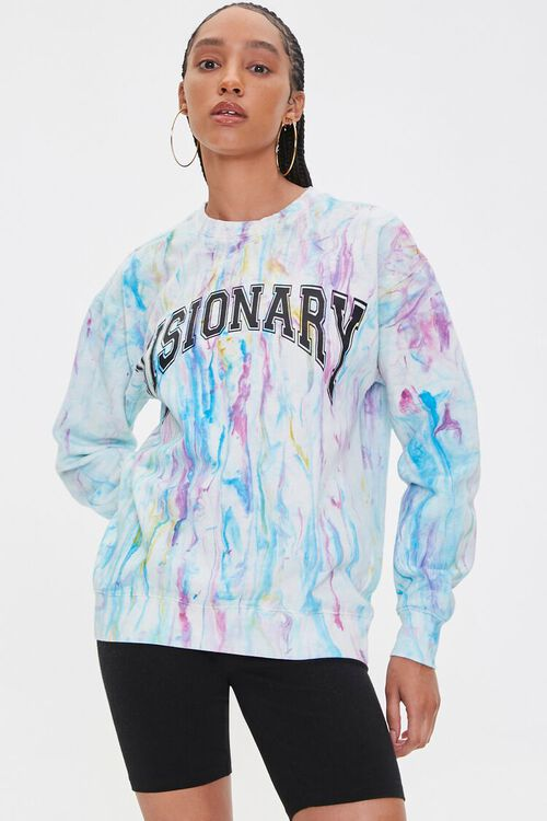 Ashley Walker French Terry Visionary Pullover, image 6
