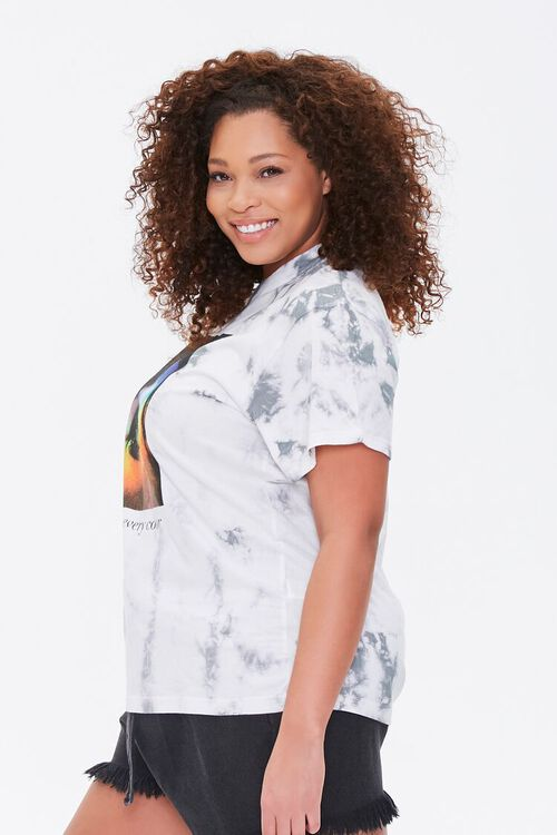 Plus Size Beauty Graphic Tee, image 2