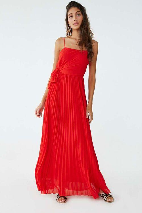 Pleated Maxi Dress, image 4