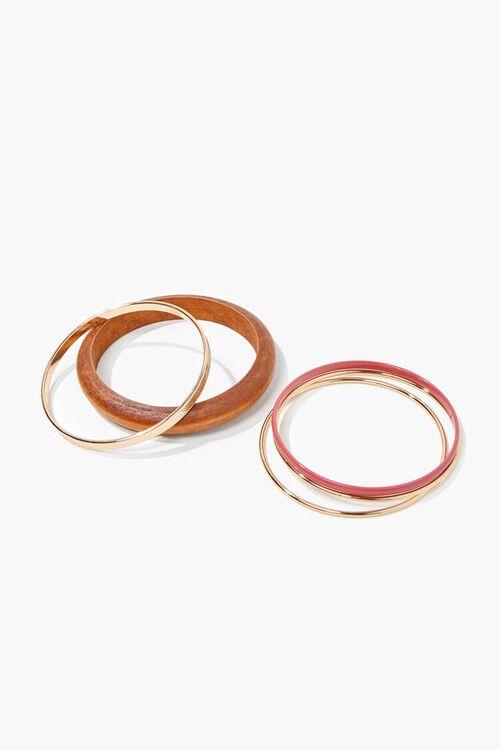 Bangle Bracelet Set, image 1
