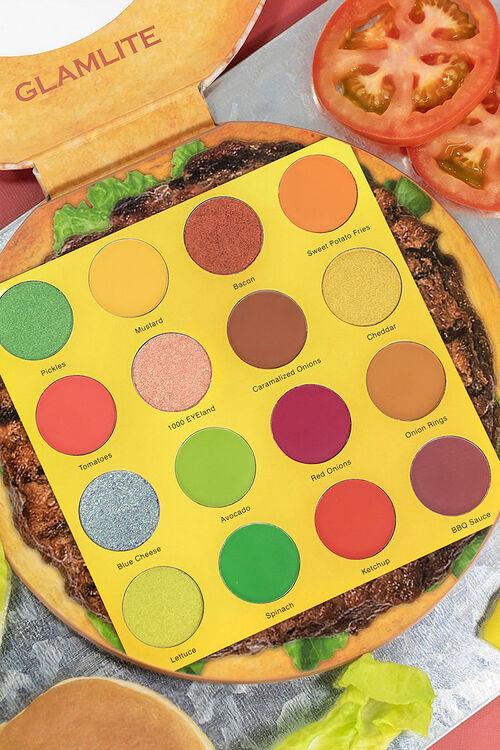 Burger Eyeshadow Palette, image 1