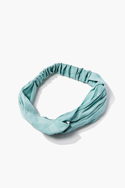 Twist-Front Headwrap, image 1