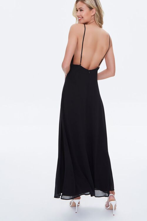 Chiffon Cami Maxi Dress, image 3