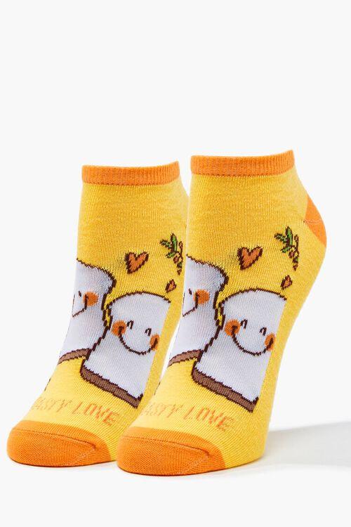 Toasty Love Ankle Socks, image 1
