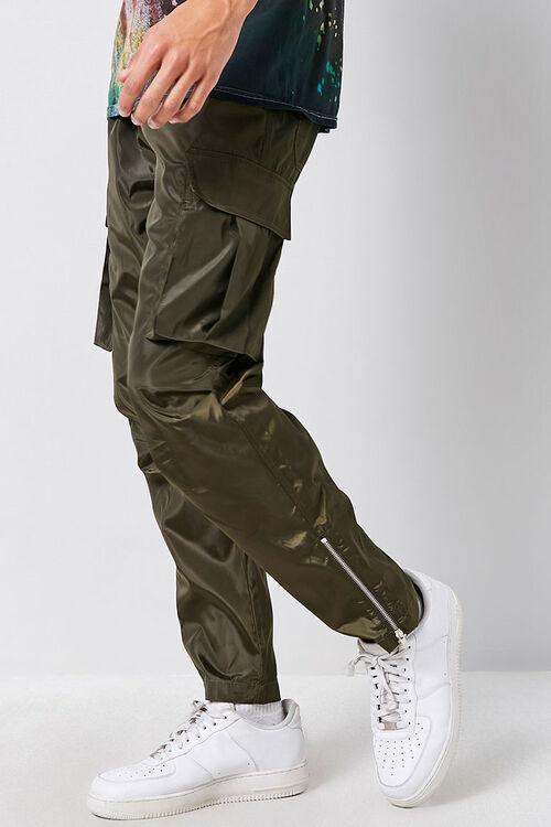Cargo Windbreaker Pants, image 3