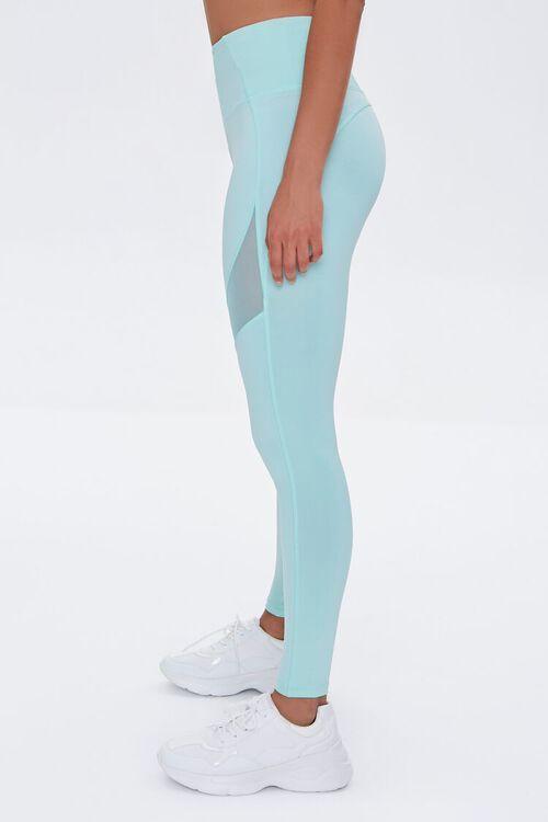 Active Mesh Leggings, image 2