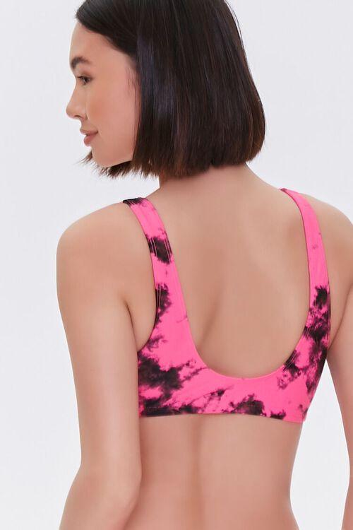 Tie-Dye Bikini Top, image 4