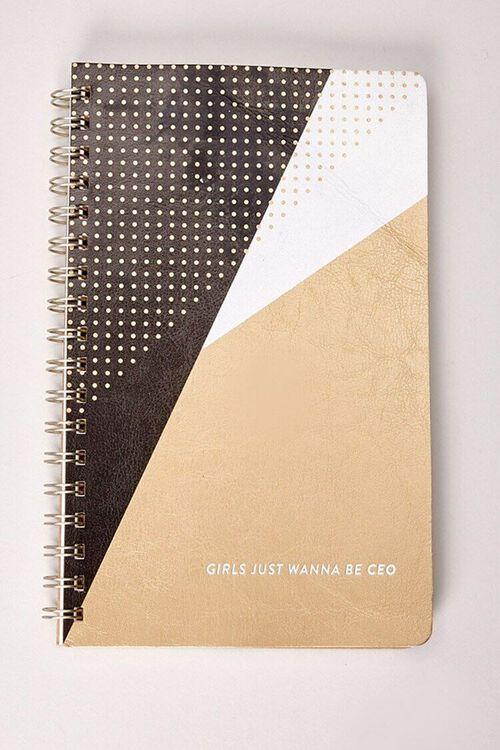 Fringe Studio CEO Spiral Journal, image 1