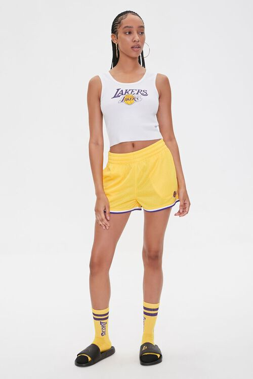 Los Angeles Lakers Graphic Tank Top, image 4
