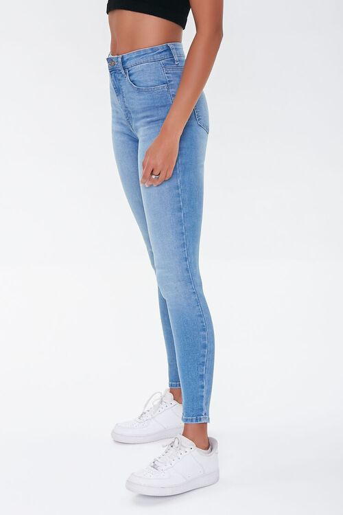 Essential Mid-Rise Skinny Jeans, image 3