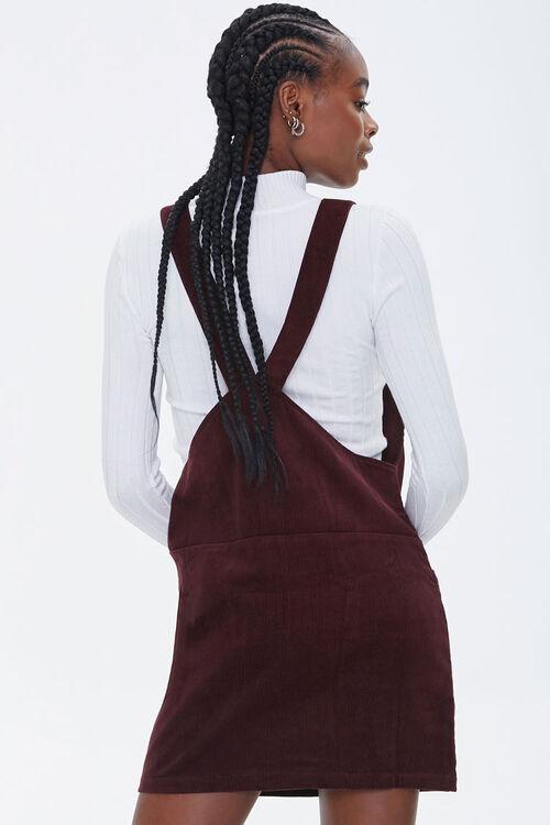Zippered Pinafore Dress, image 3