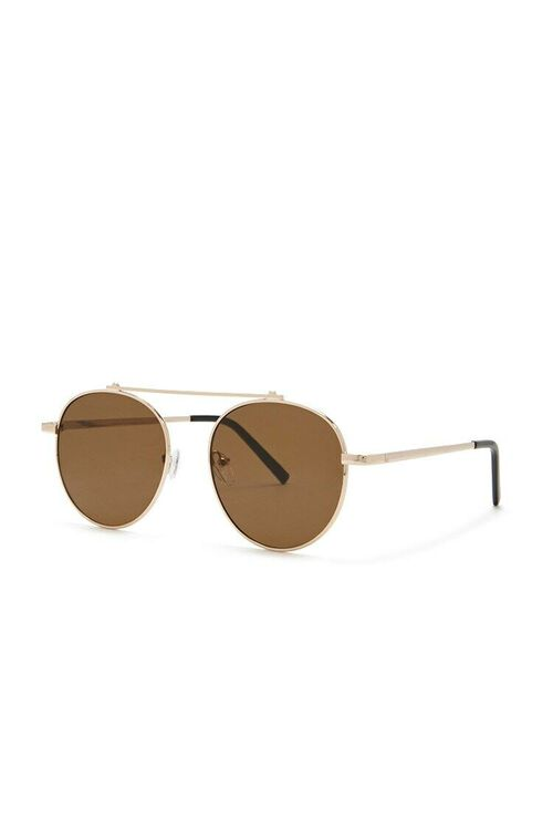 Premium Metal Aviator Sunglasses, image 2