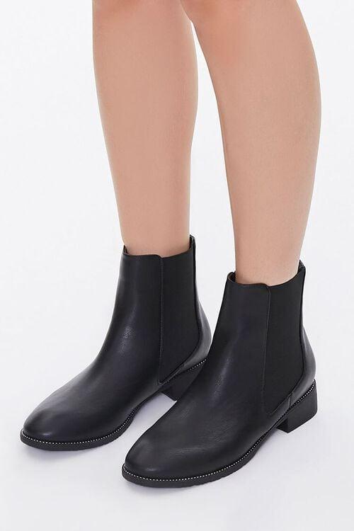 Studded Chelsea Booties, image 1