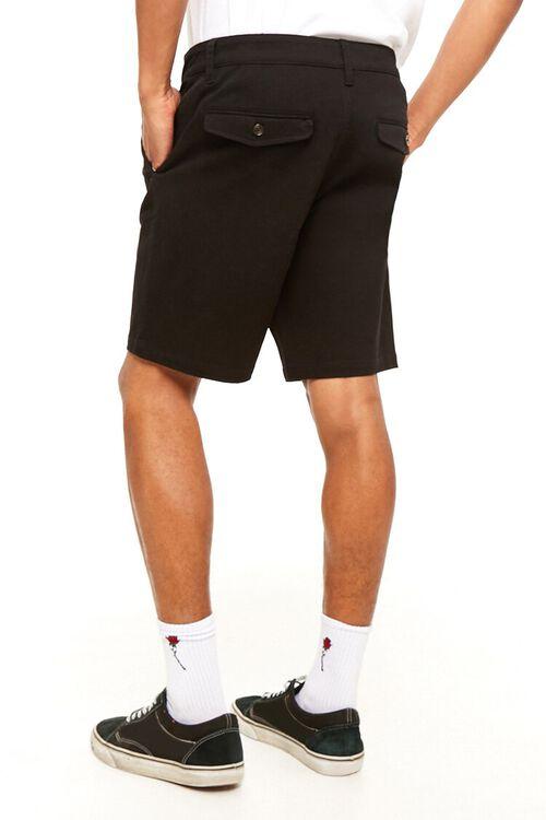 Woven Twill Shorts, image 3
