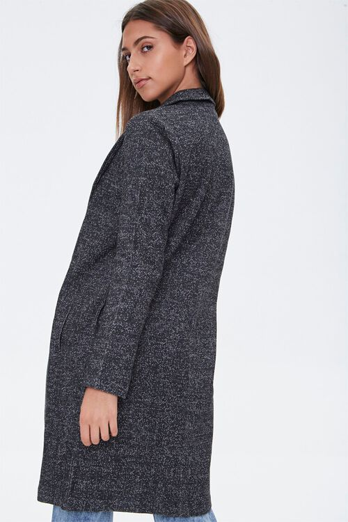 Speckled Longline Jacket, image 3