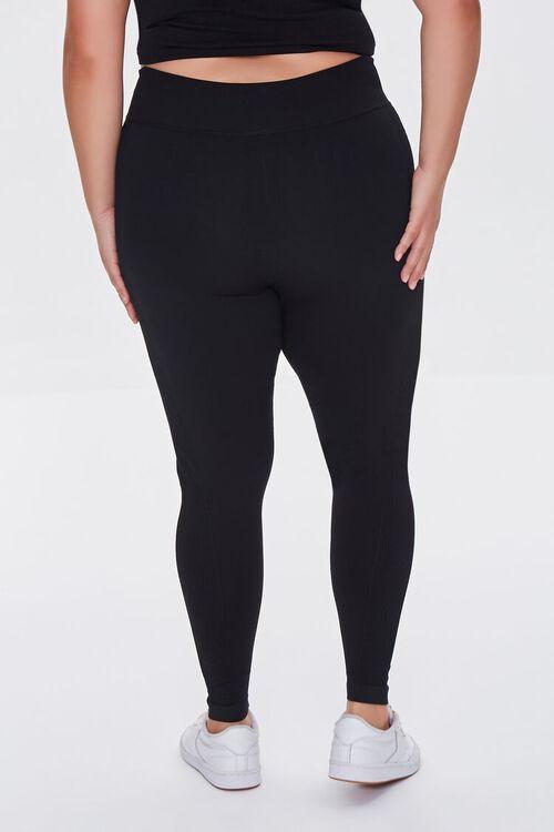 Plus Size Active High-Rise Leggings, image 4
