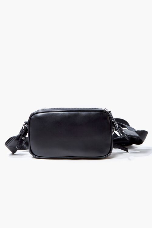 Zippered Crossbody Bag, image 3