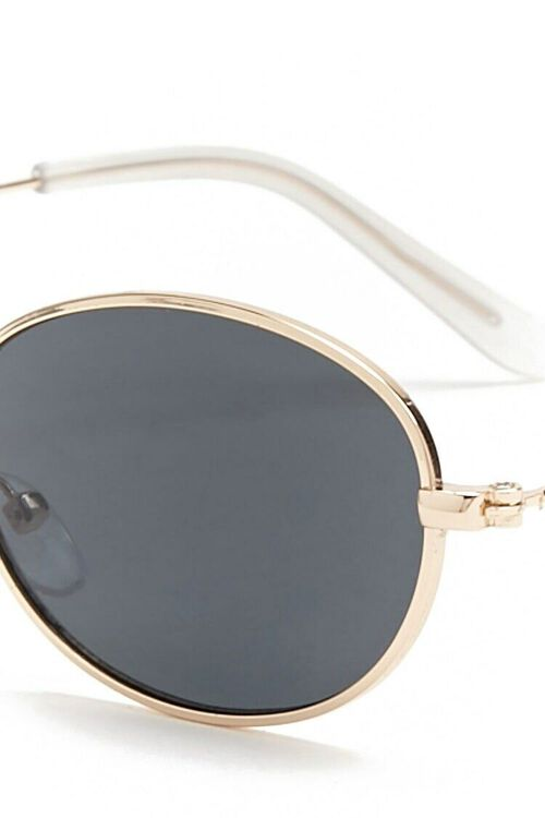 Oval Tinted Sunglasses, image 5