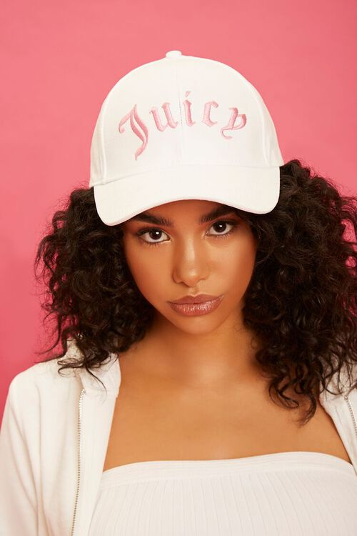 Embroidered Juicy Couture Cap, image 2
