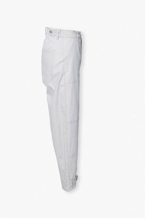 Tab-Cuffed Ankle Pants, image 2