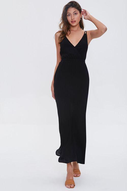 Surplice Cami Maxi Dress, image 1