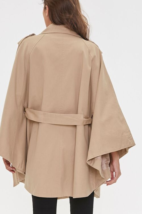 Double-Breasted Trench Jacket, image 3