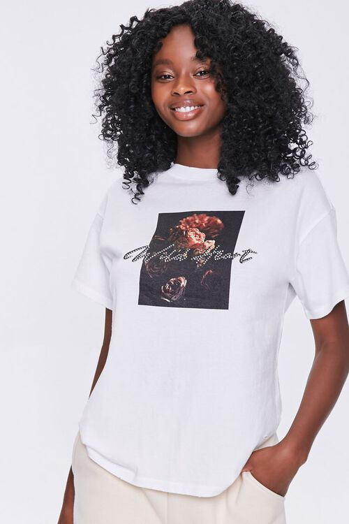 Wild Heart Graphic Tee, image 1