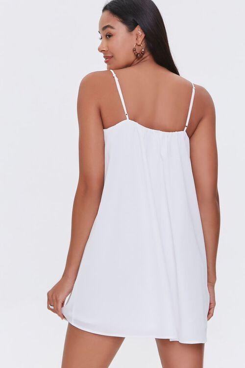 Cami Mini Shift Dress, image 3