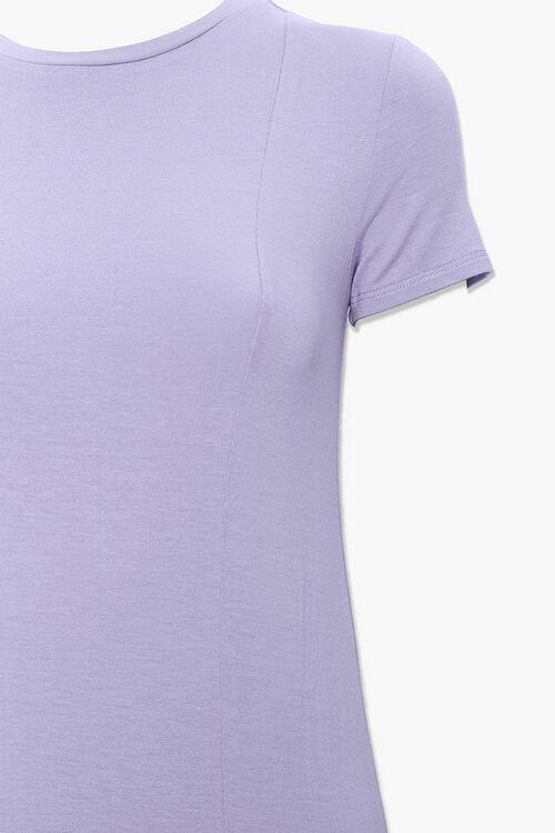 Knotted T-Shirt Dress, image 3