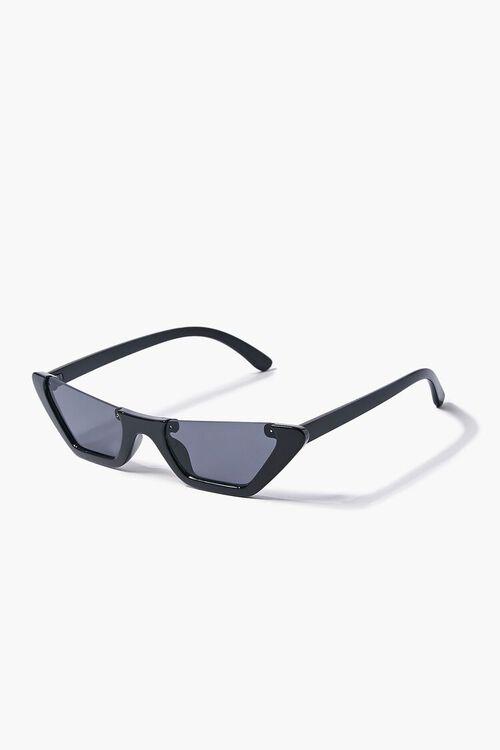 Tinted Cat-Eye Sunglasses, image 2