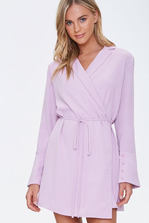 Mini Wrap Dress, image 1