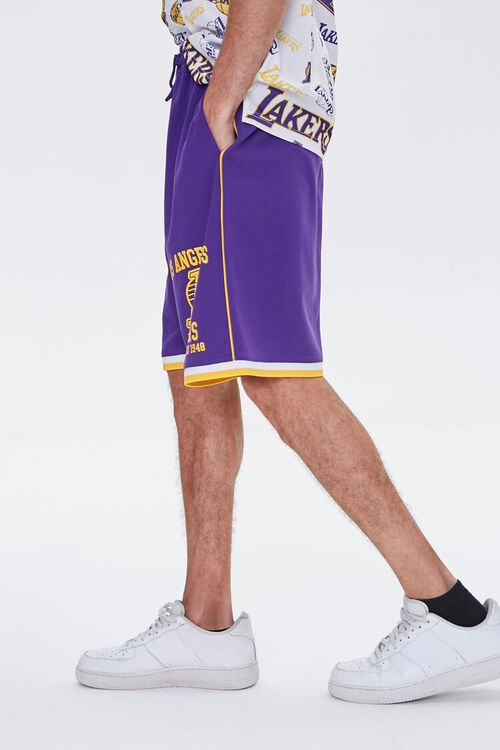 Lakers Graphic Shorts, image 3