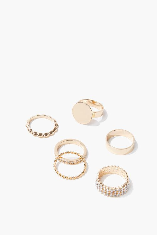 Assorted Ring Set, image 1